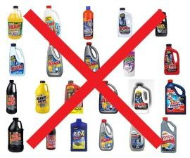 Reasons to Avoid Liquid Drain Cleaners