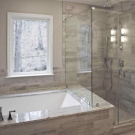 Why Choose a Shower Rather Than a Bath Tub?