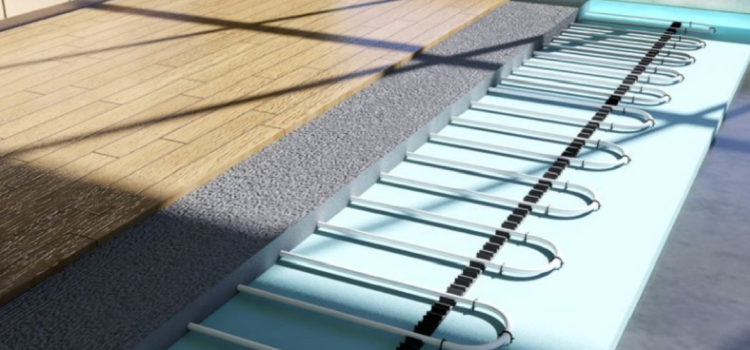 Save Your Utility Bills with Under Floor Heating