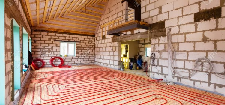 Pros and Cons to Under Floor Heating