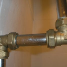 How to Fix a Leaking Copper Pipe