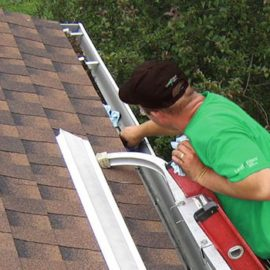Cleaning Your Rain Gutter