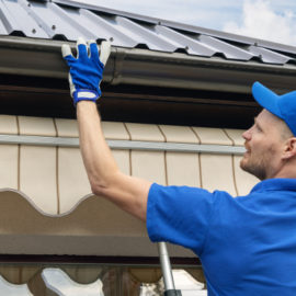 Tips in Installing a Rain Gutter at Your Place