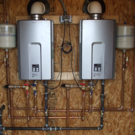 How to Test the Thermostat of an Electric Water Heater