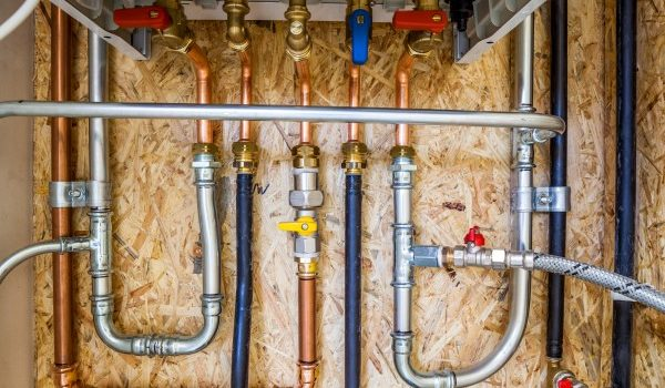 6 Easy Steps to Install a Mixing Valve