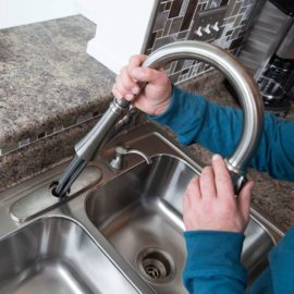 How to Connect a Faucet