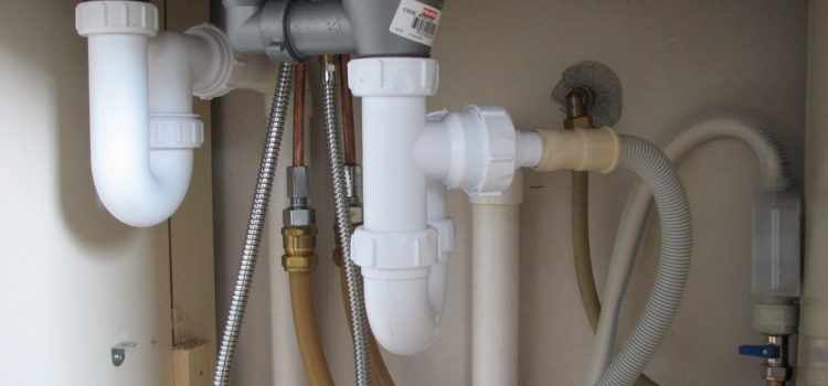 Amateur Plumber: How to Hide Pipes