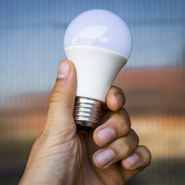 How to Change a Bulb Safely?
