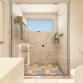Walk-in Shower Tray