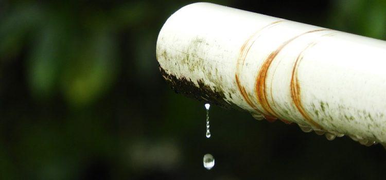 outdoor leak