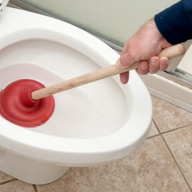 Forget the Shame and Learn How to Unclog a Toilet